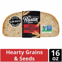 The Rustik Oven Hearty Grains & Seeds Bread - 1 lb