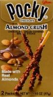 Pocky Almond Chocolate Crush Sticks