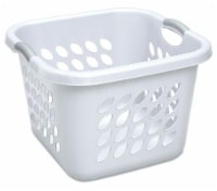 Sterilite Ultra Square Laundry Basket - White