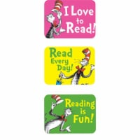 Cat in the Hat™ Reading Success Stickers, Pack of 120 - 1