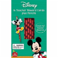 Mickey® Pencil Rewards with Toppers, Pack of 16 - 1