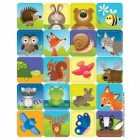 Eureka EU-655069 Woodland Creatures Theme Stickers