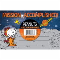 Peanuts® NASA Recognition Awards, Pack of 36 - 1