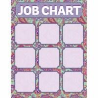 Positively Paisley Class Jobs Chart, 17  x 22 - 1