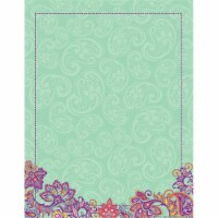 Positively Paisley Blank Chart, 17  x 22 - 1
