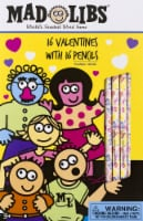 Mad Libs Valentines Book