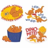 Eureka EU-628010 Chicken Nuggets Scented Stickers