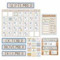 A Close-Knit Class Calendar Set Bulletin Board Set - 1