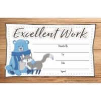 A Close-Knit Class Recognition Awards, Pack of 36 - 1