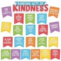 A Teachable Town Random Acts of Kindness Mini Bulletin Board Set - 1