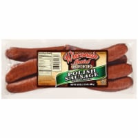 Wisconsin Maid Beef Polish Sausage