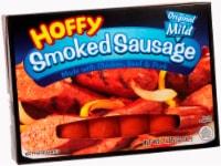 Hoffy Smoked Mild Sausage