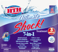 HTH Ultimate Shock! Water Treatment