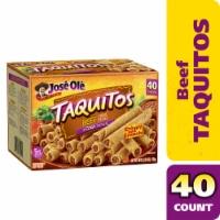 Jose Ole Shredded Beef Corn Taquitos