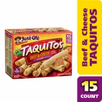 Jose Ole Flour Tortilla Beef & Cheese Taquitos