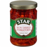 Star Dried Julienne Cut Tomatoes