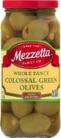 Mezzetta Fancy Colossal Green Olives - 10 oz