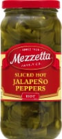 Mezzetta Deli-Sliced Hot Jalapeno Peppers