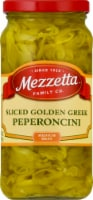 Mezzetta Sliced Golden Medium Heat Greek Peperoncini