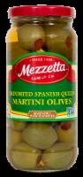 Mezzetta Imported Spanish Queen Martini Olives