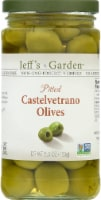 Jeff's Naturals Pitted Castelvetrano Olives