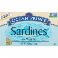 Crown Prince Ocean Prince Sardines In Water