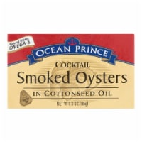 Ocean Prince Cocktail Smoked Oysters