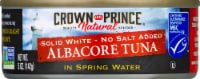 Crown Prince  in Spring Water Natural Albacore Tuna