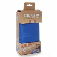 DDI 2332210 Cooling Pet Mats - Blue  Small Case of 24