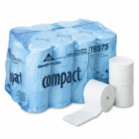 Georgia-Pacific GPC 193-75 Compact Coreless Bath Tissue