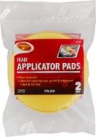 The Detailer's Choice® Foam Applicator Pads - Yellow
