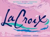 LaCroix Berry Sparkling Water - 12 pk / 12 fl oz