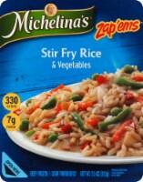 Michelina's Zap'ems Stir Fry Rice & Vegetables - 7.5 oz