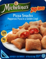 Michelina's Zap'ems Pepperoni Pizza Snacks