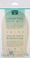 Earth Therapeutics Loofah Sisal Bath Mitt