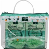 Earth Therapeutics Cucumber Eye Care Unit Kit