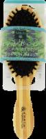 Earth Therapeutics Bamboo Natural Bristle Cushion Brush - 1 ct