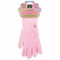 Earth Therapeutics Aloe Moisture Gloves Pink - 1 Pair