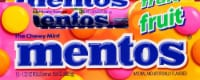 Mentos Mixed Fruit Chewy Mints - 15 ct / 1.32 oz