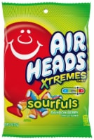 Airheads Xtremes Rainbow Berry Sourfuls Peg Bag