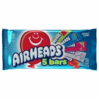 Airheads Assorted Flavors Candy Mini Bars