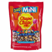 Chupa Chups Assorted Mini Lollipops