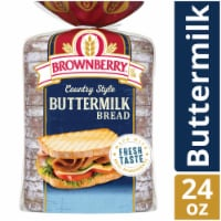 Brownberry® Country Buttermilk Sliced Bread - 24 oz