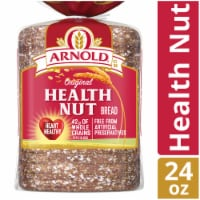 Arnold Whole Grains Health Nut Bread