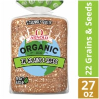 Arnold Organic 22 Grains & Seeds Bread