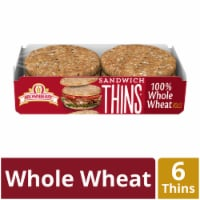 Brownberry 100% Whole Wheat Sandwich Thins