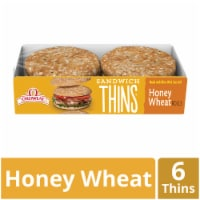 Brownberry Honey Wheat Sandwich Thins