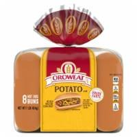 Oroweat Potato Hot Dog Buns
