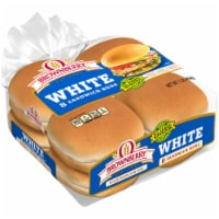 Brownberry Country White Sandwich Buns 8 Count