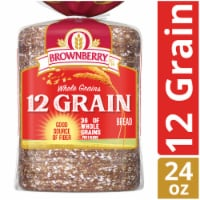 Brownberry Whole Grains 12 Grain Bread